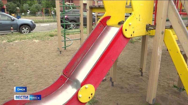 Активисты из молодежки ОНФ проверили детские площадки
