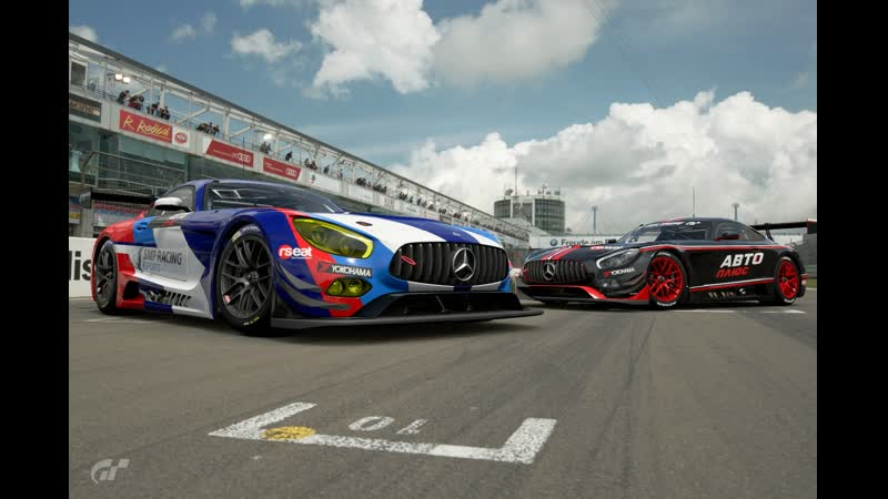 Заключительная тестовая гонка на базе Gran Turismo Sport