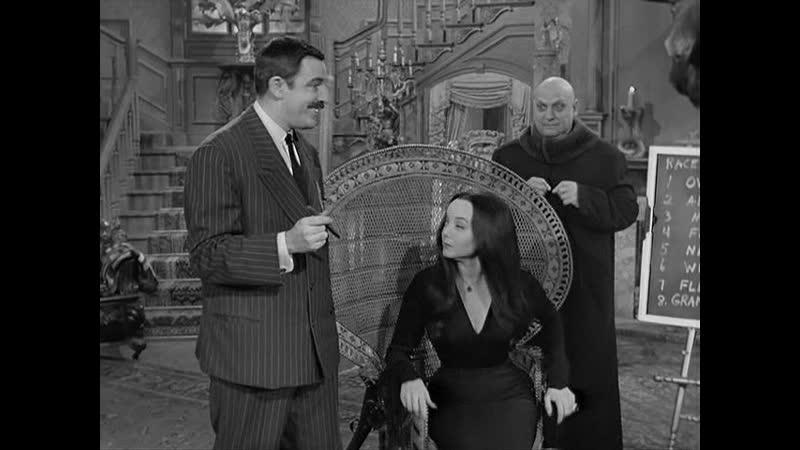 Семейка Аддамс 1964 1966 S01E19 Транжирство семейки Аддамс