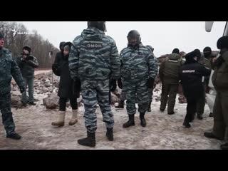Казань Задержание митингующих против МСЗ  (Шиес2)