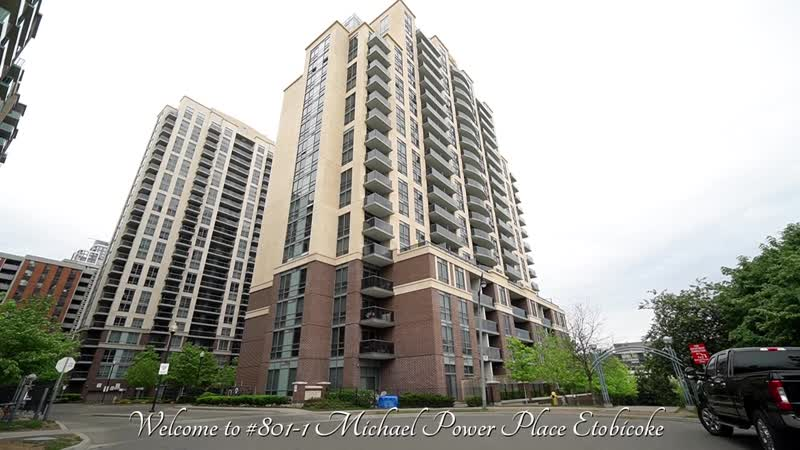 801 1 Michael Power Place Etobicoke Home for Sale Real Estate Properties for