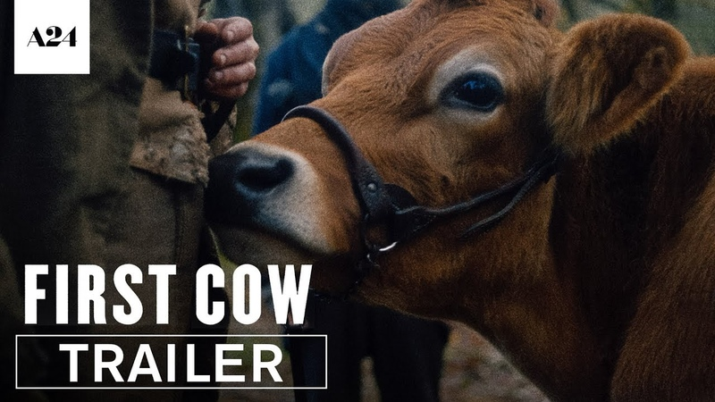 First Cow Official Trailer HD A24