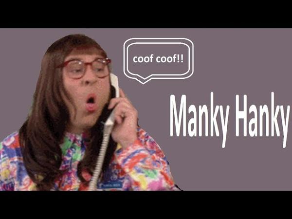 Anxious Aussie Music Manky Hanky