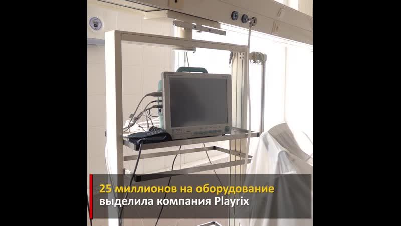 Корпусы больниц Вологды и Череповца переделаны под приемы больных с коронавирусом