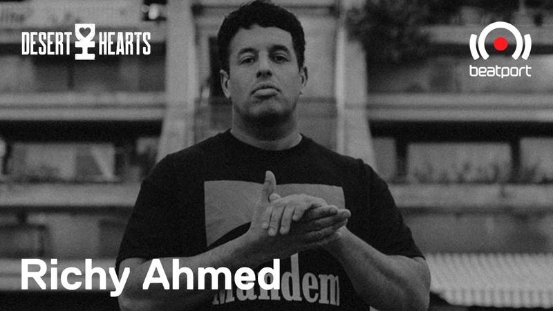 Richy Ahmed DJ set Desert Hearts Livestream @Beatport Live