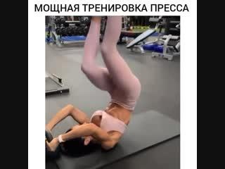 zerofat - упражнения на пресс