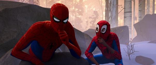 Финальное обсуждение всего марафона по «Человеку-пауку»  «Через вселенные»