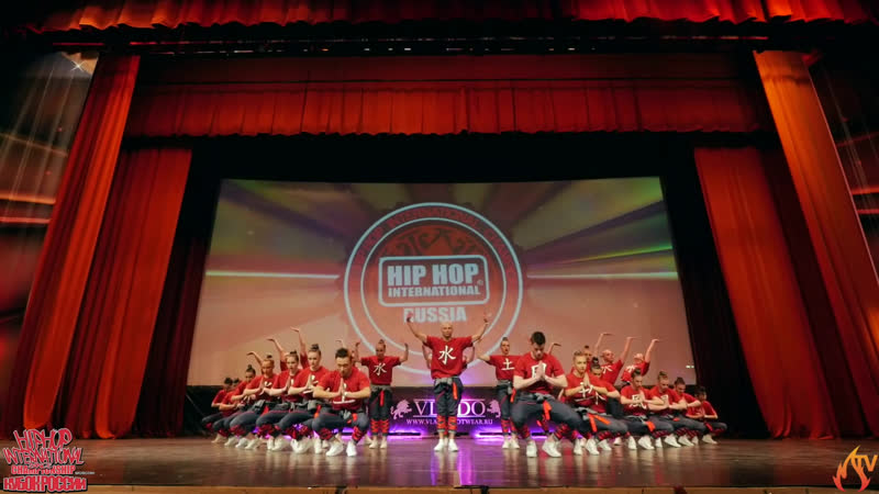 Команда RED HAZE CREW: 1 МЕСТО на HHI Russia 2016