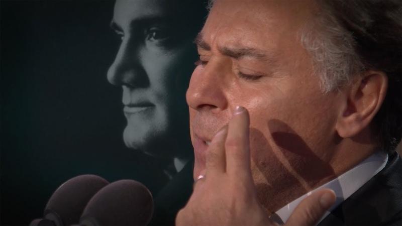 Roberto Alagna VIDEO CLIP CARUSO Lucio Dalla Version longue Full Version
