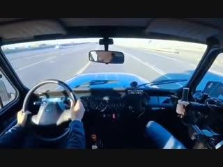 Самый быстрый УАЗ в мире