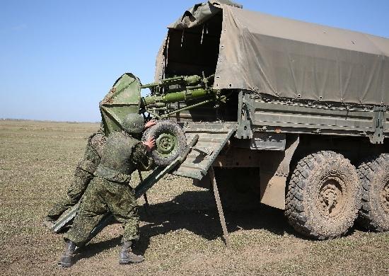 В горах КЧР прошли масштабные военные учения