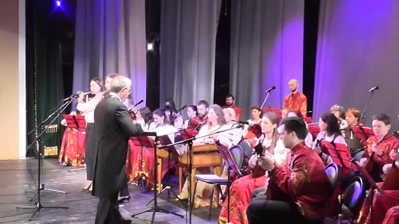 Отчетный концерт О Хромушин Диджей