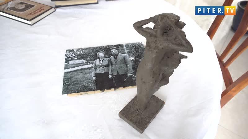 Скульптор из Петербурга создал памятник жертвам фашистского режима в Норвегии
