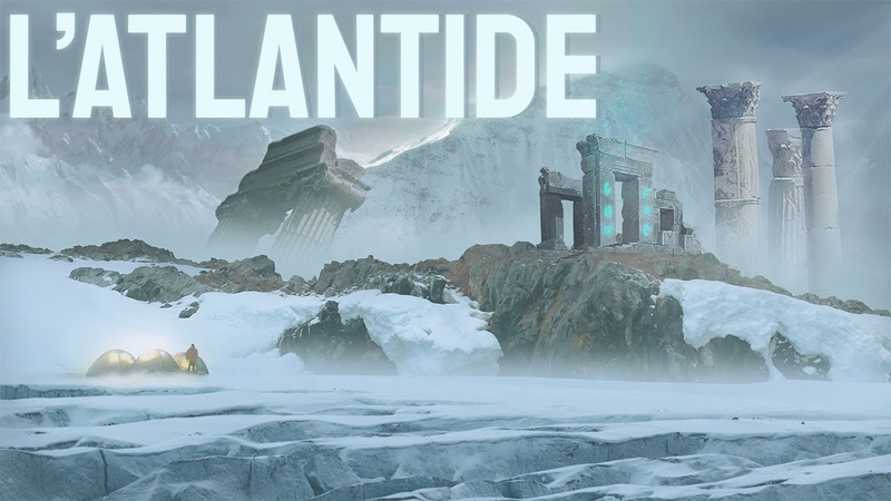 L'Atlantide et Les Continents Disparus