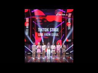 · Concerts · 200525 · OH MY GIRL · Трансляция концерта TikTok Stage Live From Seoul ·