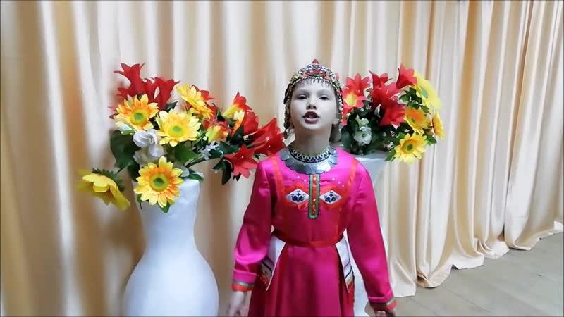 Гурина Анжелика 8 лет