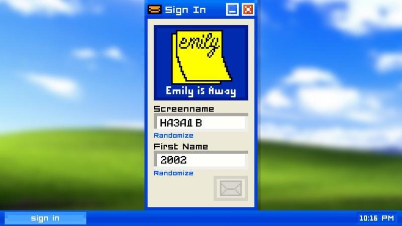 ВЕРНУЛСЯ НА 18 ЛЕТ НАЗАД В 2002 Emily is Away