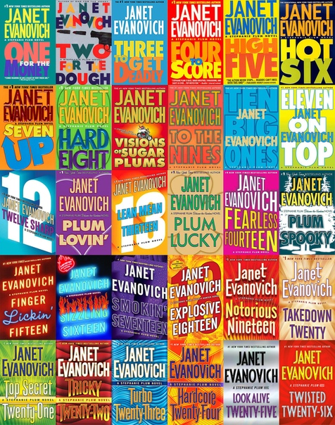 Janet Evanovich - Stephanie Plum 1 - One for the Money