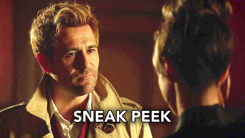 DC's Legends of Tomorrow 5x09 Sneak Peek The Great British Fake Out HD