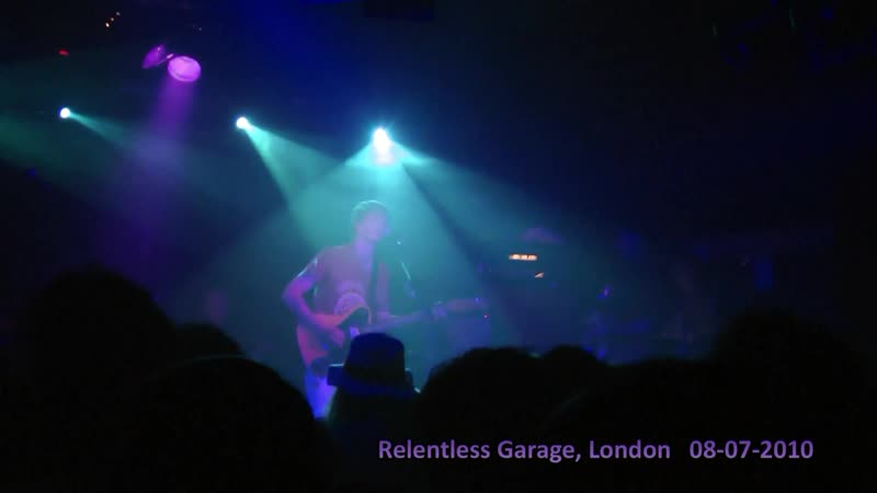 09 Kula Shaker Live Winter's Call HD Relentless Garage London 08 07 2010