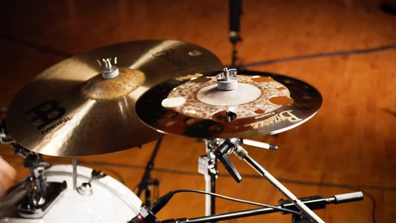 """Byzance 14"""" Dual Multi-Trash by Meinl Cymbals B14DUMUTR"""