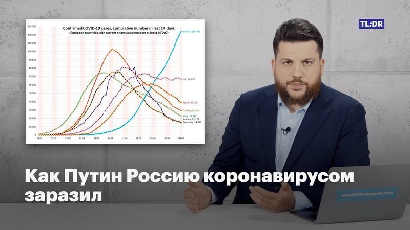 О чем говорит российская официальная статистика по коронавирусу? Правду ли говорят по телевизору о том, что мы справляемся лучше всех других стран? А если это не так, то кто виноват в том, что у России не получилось справиться с эпидемией так хорошо, как