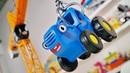 История про Синий трактор и настоящий эвакуатор