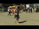 City-Feet - A girl with plaited hair - Valya [2]