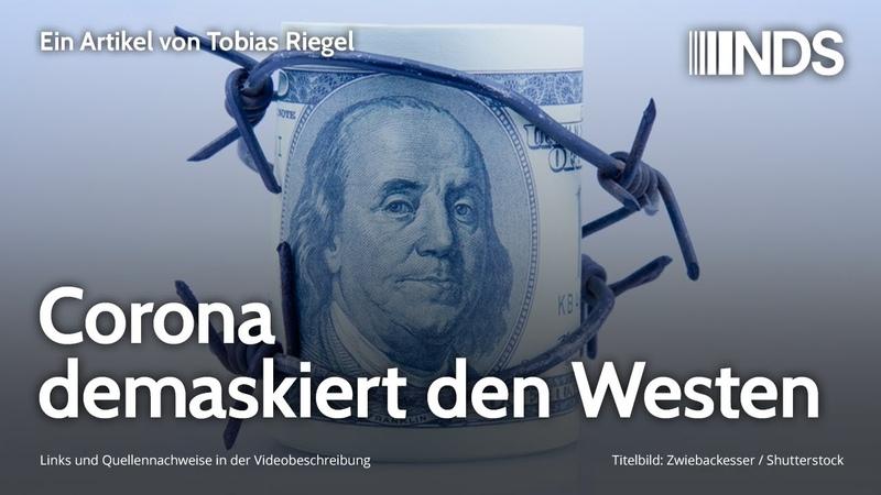 Corona demaskiert den Westen | Tobias Riegel | NachDenkSeiten-Podcast | 24.03.2020