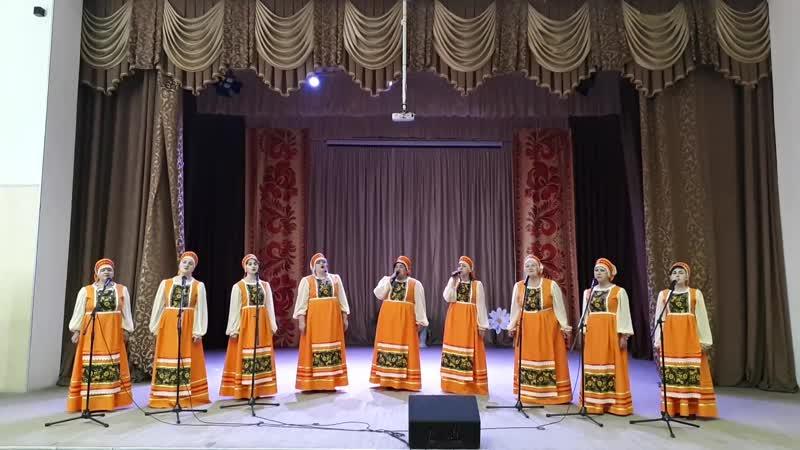 Народный ансамбль русской песни Сударушка - Эх разгуляй