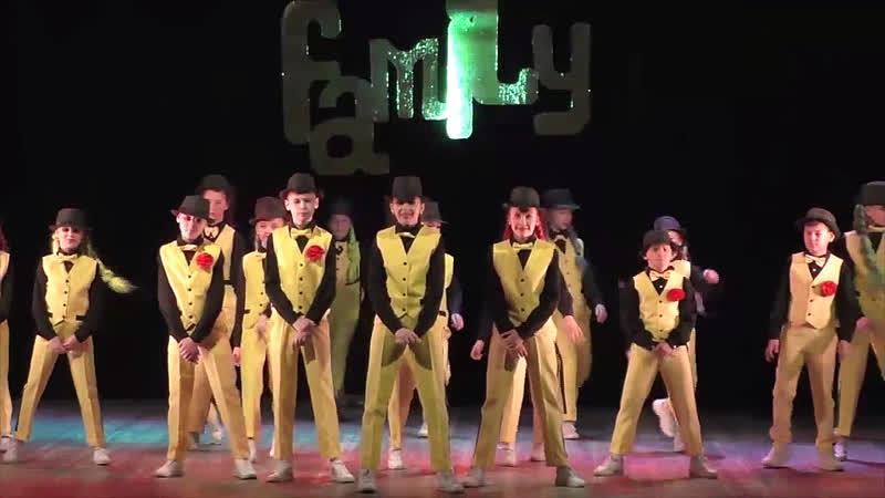 Торезский театр танца 3Т Средняя группа Однажды в Америке