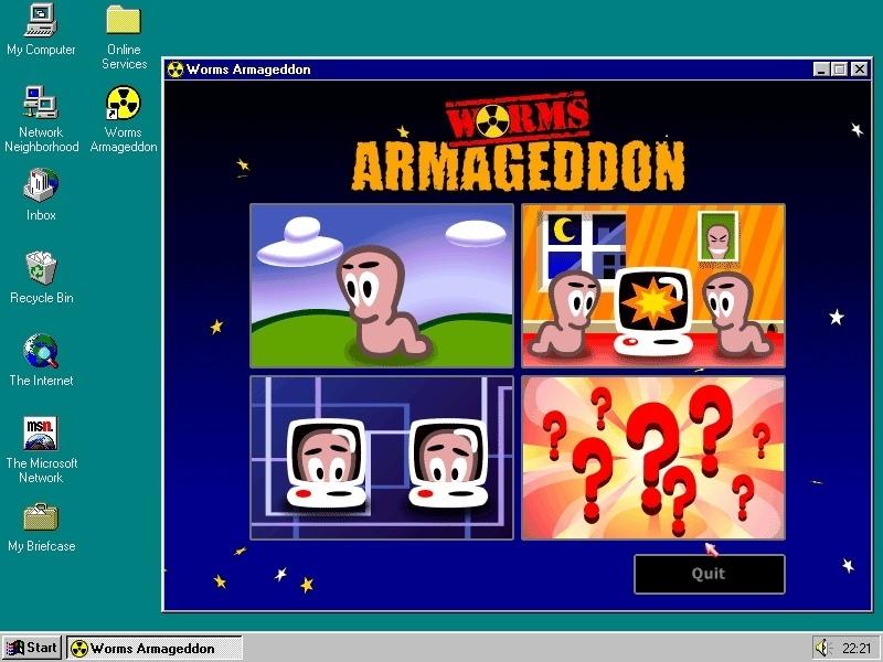 Для Worms Armageddon вышел патч 3.8, спустя 7 лет после последнего обновления в 2013