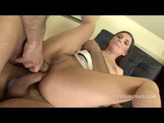 Monica DAP pleasure (!) in anal threesome with pussy creampie NR340 LEGALPORNO WOODMANCASTINGX WOODMAN double LEGAL QQ FF