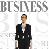Логотип Business Lady
