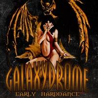 Логотип GALAXYDROME - Hard dance music universe.