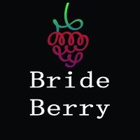 Логотип BrideBerry - свадебные и вечерние платья