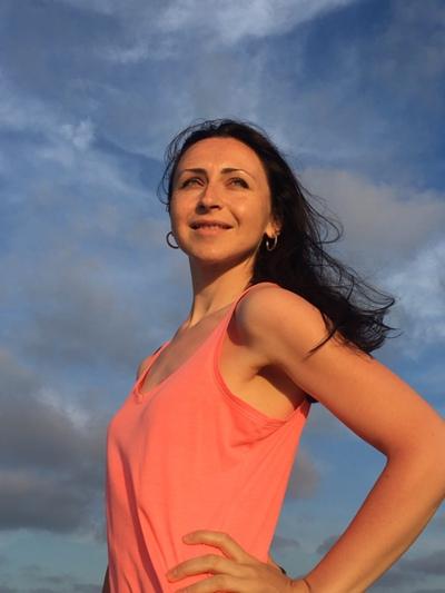 Юлия Саперова