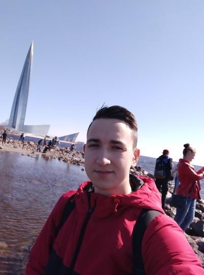 Алексей, 19, Luga