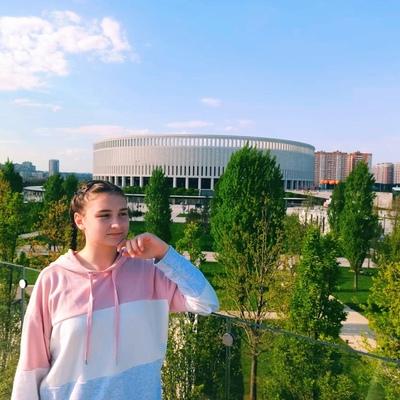 Виктория Наганова