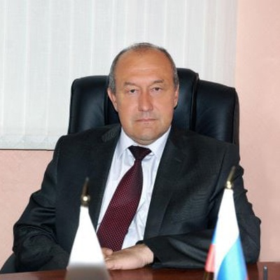 Виктор Пауков-Мэр-Города