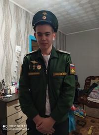 Хужахметов Марсель