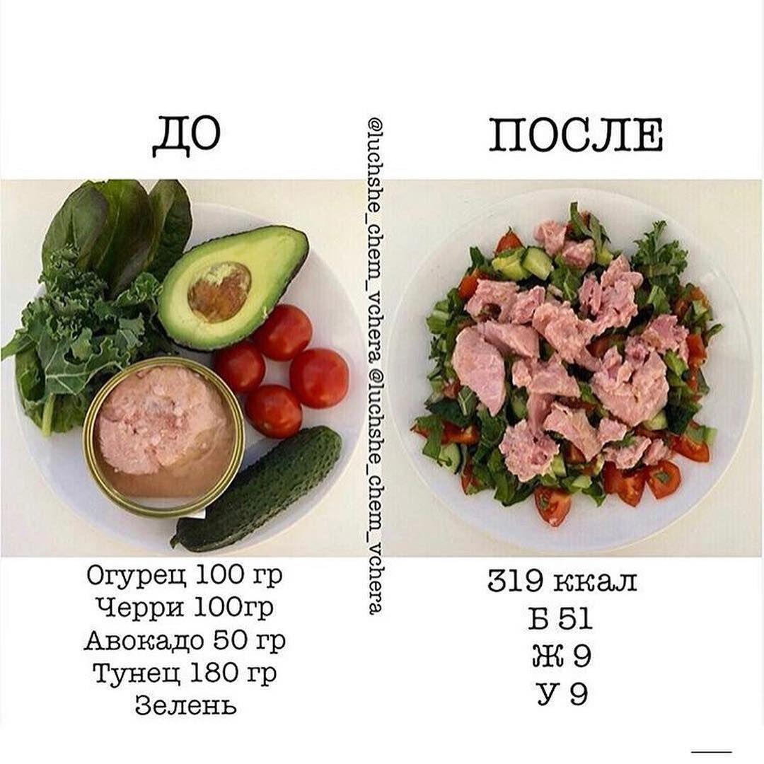 Подборка рецептов на каждый день