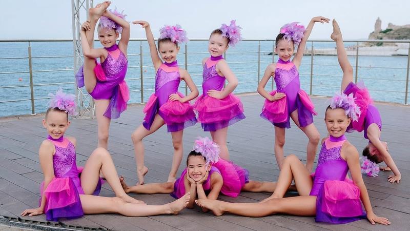 Детские танцы Театр танца Галатея Недетское время