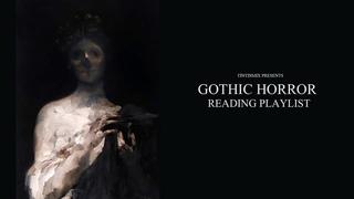 ATMOSPHERIC GOTHIC HORROR READING MUSIC H.P Lovecraft, Stephen King, Edgar Allen Poe