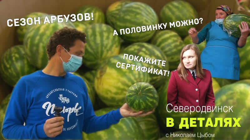 Северодвинск в деталях Выпуск 49