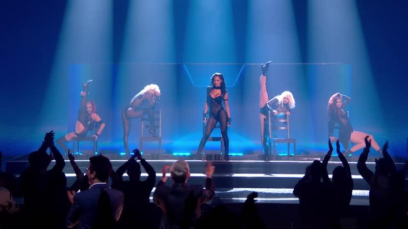 Выступление The Pussycat Dolls в финале X-Factor: Celebrity Великобритания 30.11.2019