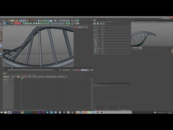 X-Particles 4 - DNA rig test spat idi ept
