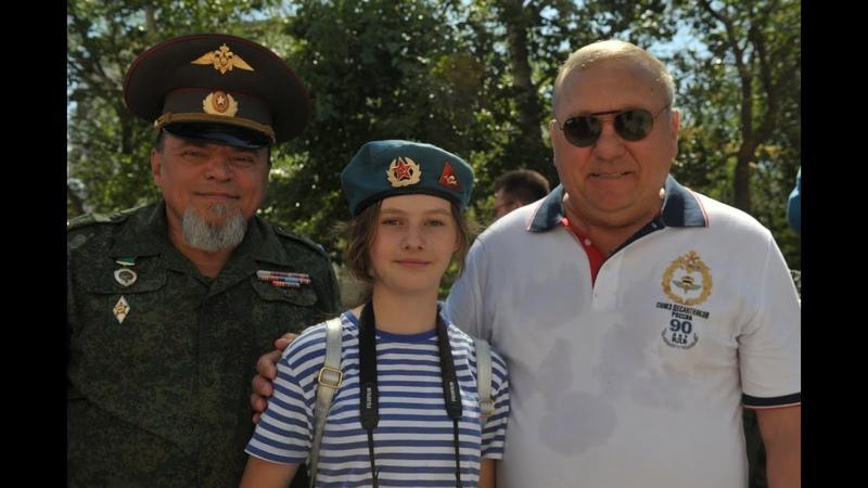 В Тольятти открыты бюсты Герою Советского Союза В Ф Маргелову Новости Тольятти 30 07 2020