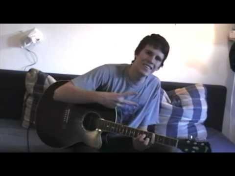 Tim Berg Seek Bromance Acoustic Cover
