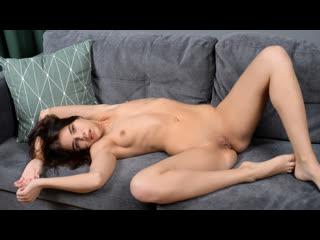 [LIL PRN] Nubiles - Emily Wilson - Sounds Of Pleasure  1080p Порно, Brunette, Euro, Solo